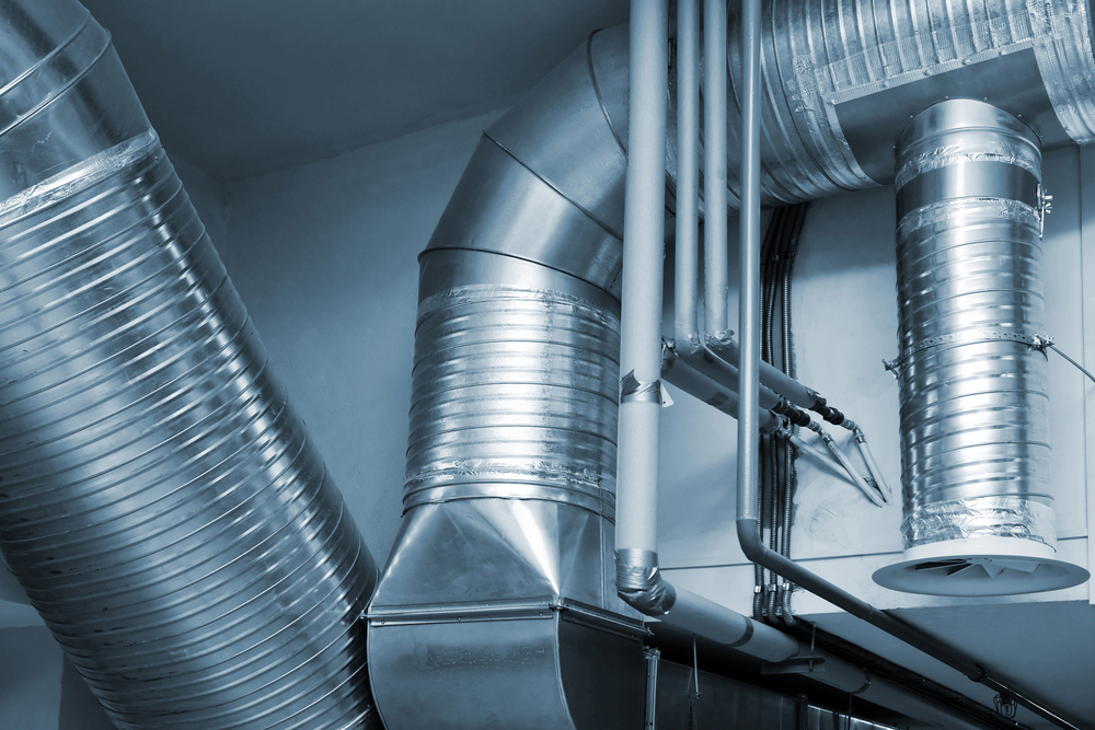 Ventilation Ducts Information : Ventilation ducting systems commercial ductwork